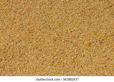 Sand Texture background , on the beach