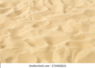 Sand texture close up as background