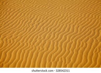 Sand Texture, White Sand Dunes, Mui Ne, Vietnam