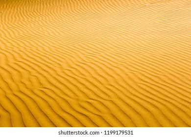 sand waves of desert abstract background texture