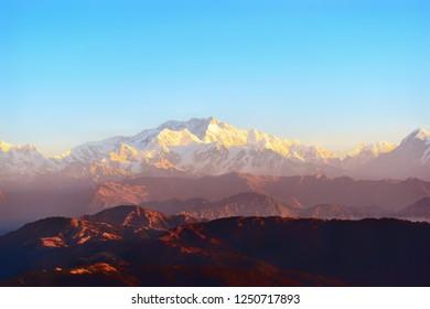 Sandakphu Mount Kanchenjunga