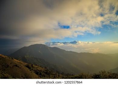 Sandakphu, Phalut, Darjiling