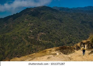 Sandakphu Trekking, Trek trail, Hiking