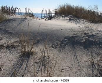 A Sandbar