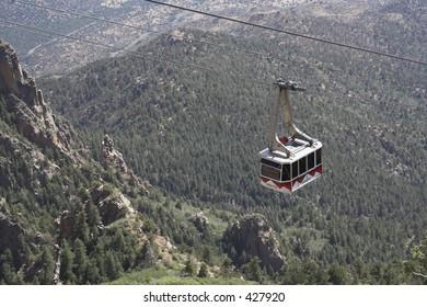 sandia peak tram red card