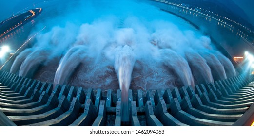 Sandouping/China-07/18/2019 photo from Three Gorges Dam in China