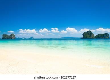 Sands of White Remote Resort