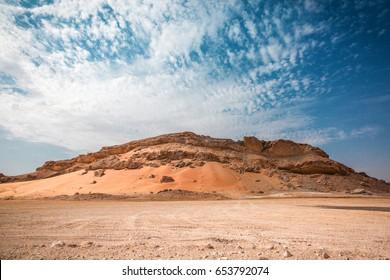 Sandstone mount