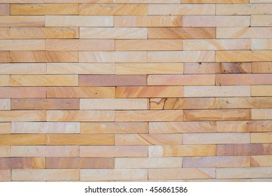 Sandstone wall layer texture background