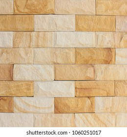 sandstone wall texture and background