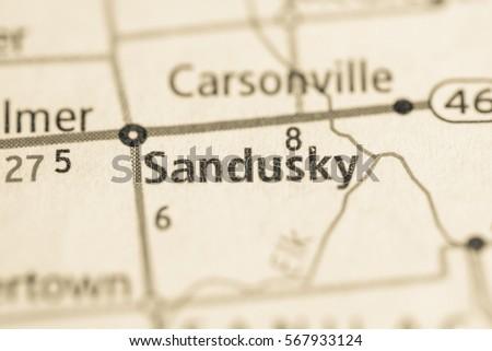 Sandusky Michigan Usa Stock Photo Edit Now 567933124 Shutterstock