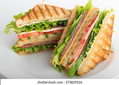 Sandwich, Food, Lunch.