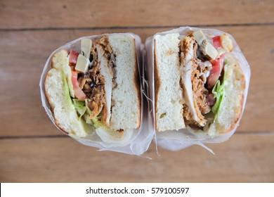 Sandwich to go