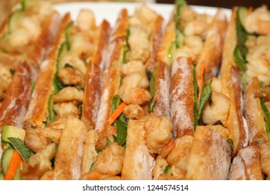 Sandwich Shrimp Po'boy