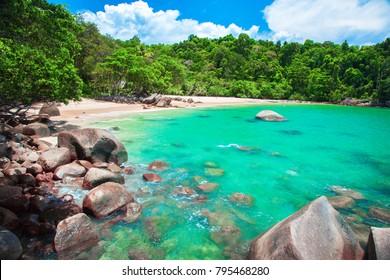 Sandy beach, Khao Lak, Thailand - Shutterstock ID 795468280