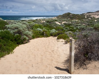 Sandy Cape to Cape Track, a coastal hiking trail in Western Australia