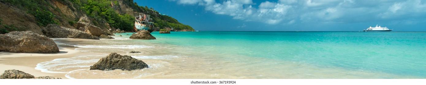Sandy Ground, Anguilla Island