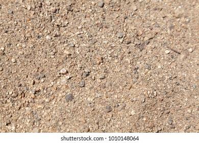 Sandy Soil Composition