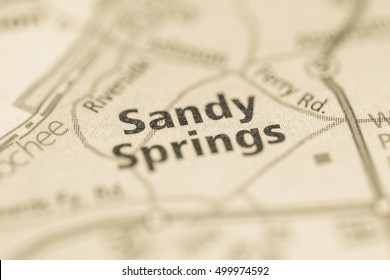 Sandy Springs. Georgia. USA