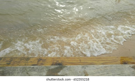 Sandy Stairs