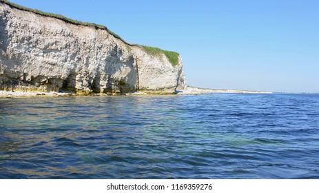 Sangstrup Cliff in Jutland
