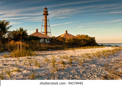 Sanibel Island Lighthouse in Sanibel Island, Florida
