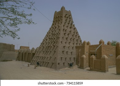 Sankore Mosque in Timbuktu, Mali -July, 2009