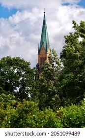 Sankt Petri Church in Schleswig