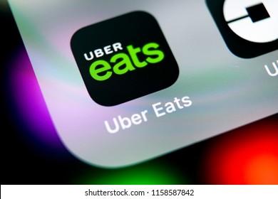 Uber Eats Images, Stock Photos & Vectors | Shutterstock