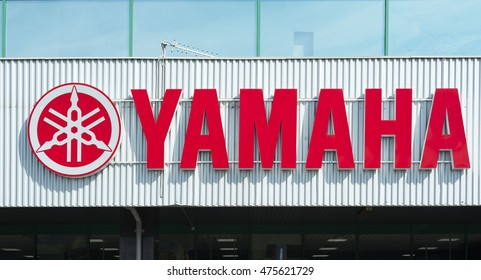 Yamaha Logo Images, Stock Photos & Vectors | Shutterstock