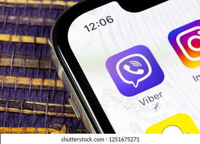Viber App Images, Stock Photos & Vectors | Shutterstock