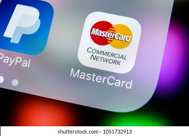 Sankt petersburg russia february 11 2018 master card stock photo sankt petersburg russia march 21 2018 mastercard application icon on apple reheart Gallery