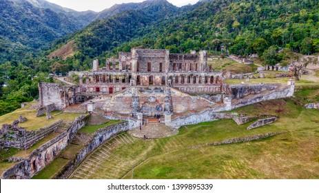 Sans-Souci Palace in Milot, Haiti