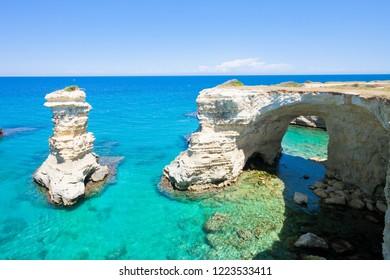 Sant Andrea, Apulia, Italy - Enjoying the idyllic landscape around Sant Andrea