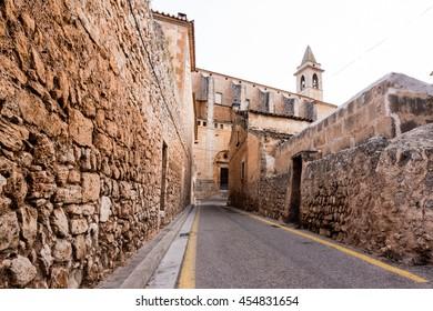 Sant Andreu Church, Santanyi, Majorca