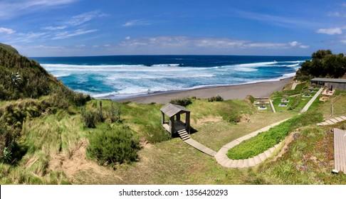Santa Barbara Beach Sao Miguel Azores Acores