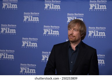 SANTA BARBARA, CA - February 04, 2015: Morten Tyldum (The Imitation Game) attends the 30th Santa Barbara International Film Festival to receive the Outstanding Directors Award #SBIFF