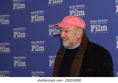 SANTA BARBARA, CA - February 04, 2015: Director Andrew Davis (The Fugitive) attends the 30th Santa Barbara International Film Festival to present the Outstanding Directors Award #SBIFF
