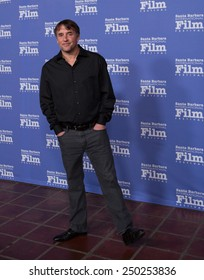 SANTA BARBARA, CA - February 04, 2015: Director Richard Linklater (Boyhood) attends the 30th Santa Barbara International Film Festival to receive the Outstandingg Directors Award #SBIFF