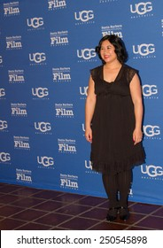 SANTA BARBARA, CA - February 06, 2015: Producer Christina Lee Storm (Life After Pi) attends the 30th Santa Barbara International Film Festival #SBIFF