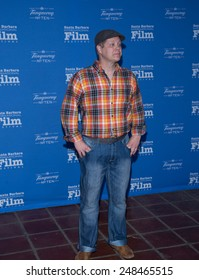 SANTA BARBARA, CA - JANUARY 29, 2015: Producer Kirk Roos (A Better You) attends the 30th Santa Barbara International Film Festival at Arlington Theater #SBIFF