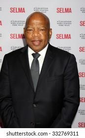 "SANTA BARBARA - DEC 6:  John Lewis at the ""Selma"" & Legends Who Paved the Way Gala at the Bacara Resort & Spa on December 6, 2014 in Goleta, CA"
