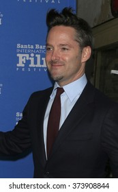 SANTA BARBARA - FEB 4:  Scott Cooper at the 31st Santa Barbara International Film Festival - Maitlin Modern Master Award at the Arlington Theatre on February 4, 2016 in Santa Barbara, CA
