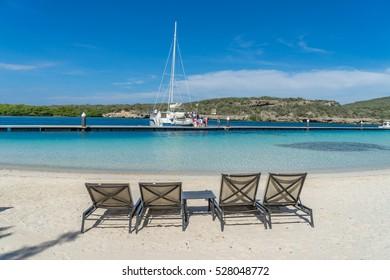 Santa Barbara -  Views around Curacao a small Caribbean Island