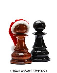 Santa chess