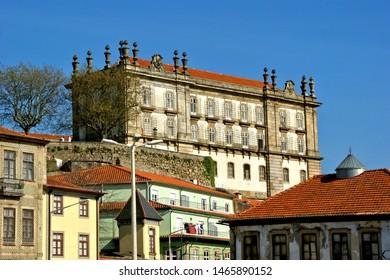 Santa Clara's Monastery in Vila do Conde, Portugal