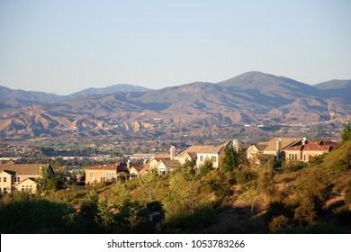 Santa Clarita in California