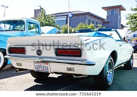 Santa Claritacalifornia Oct 8 2017 Classic Stock Photo Edit Now