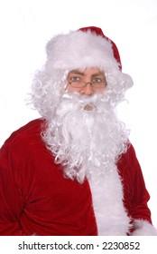 Santa Claus, A.K.A.....Saint Nick