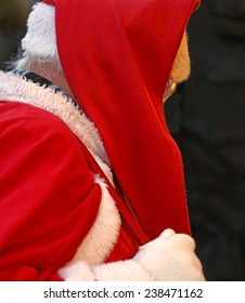 Santa Claus to distribute gifts to good children